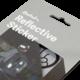 SATCH Satch Reflective STICKER 7tlg silber 20