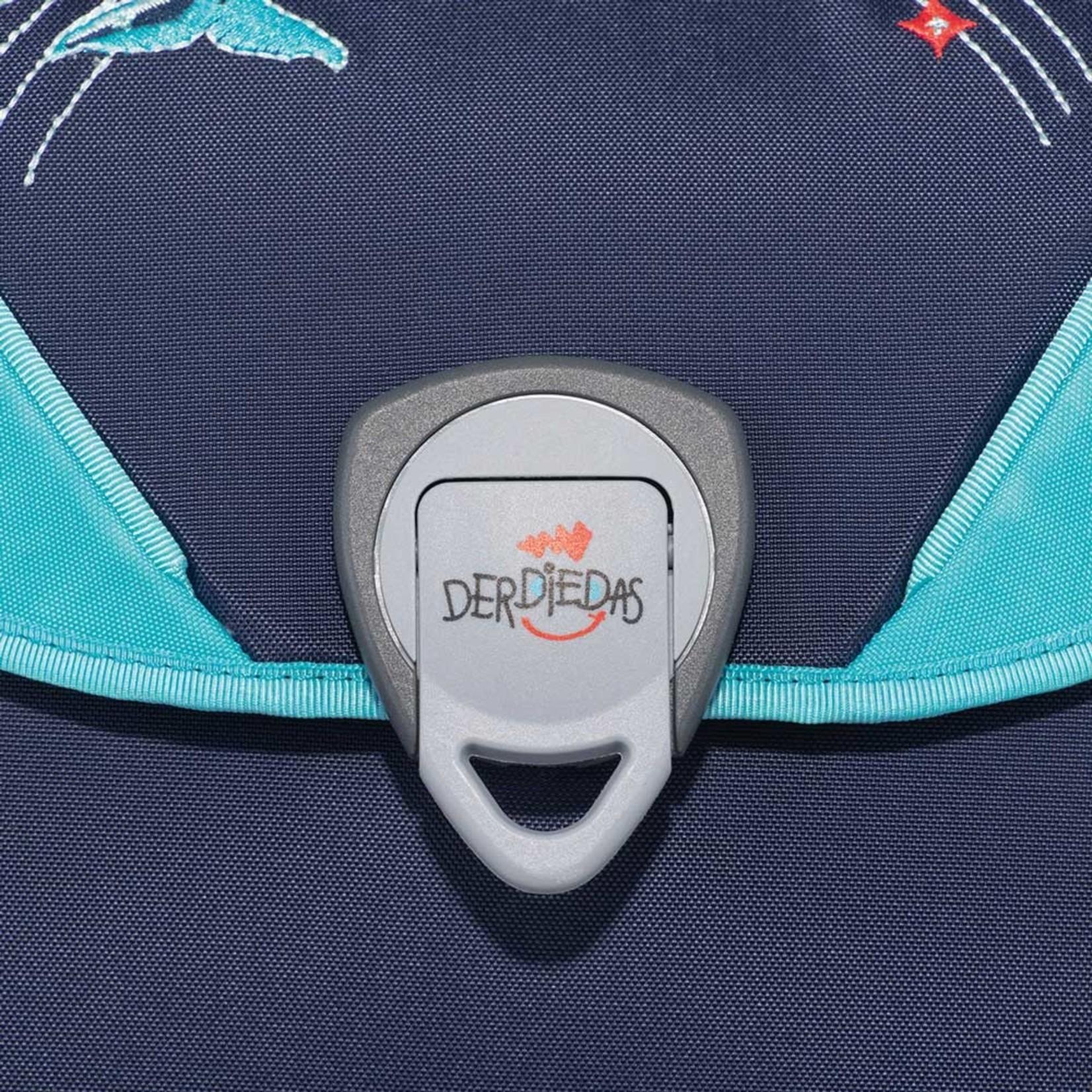 DER DIE DAS Ergoflex MAX 5-teilig Glitter Dolphin 20