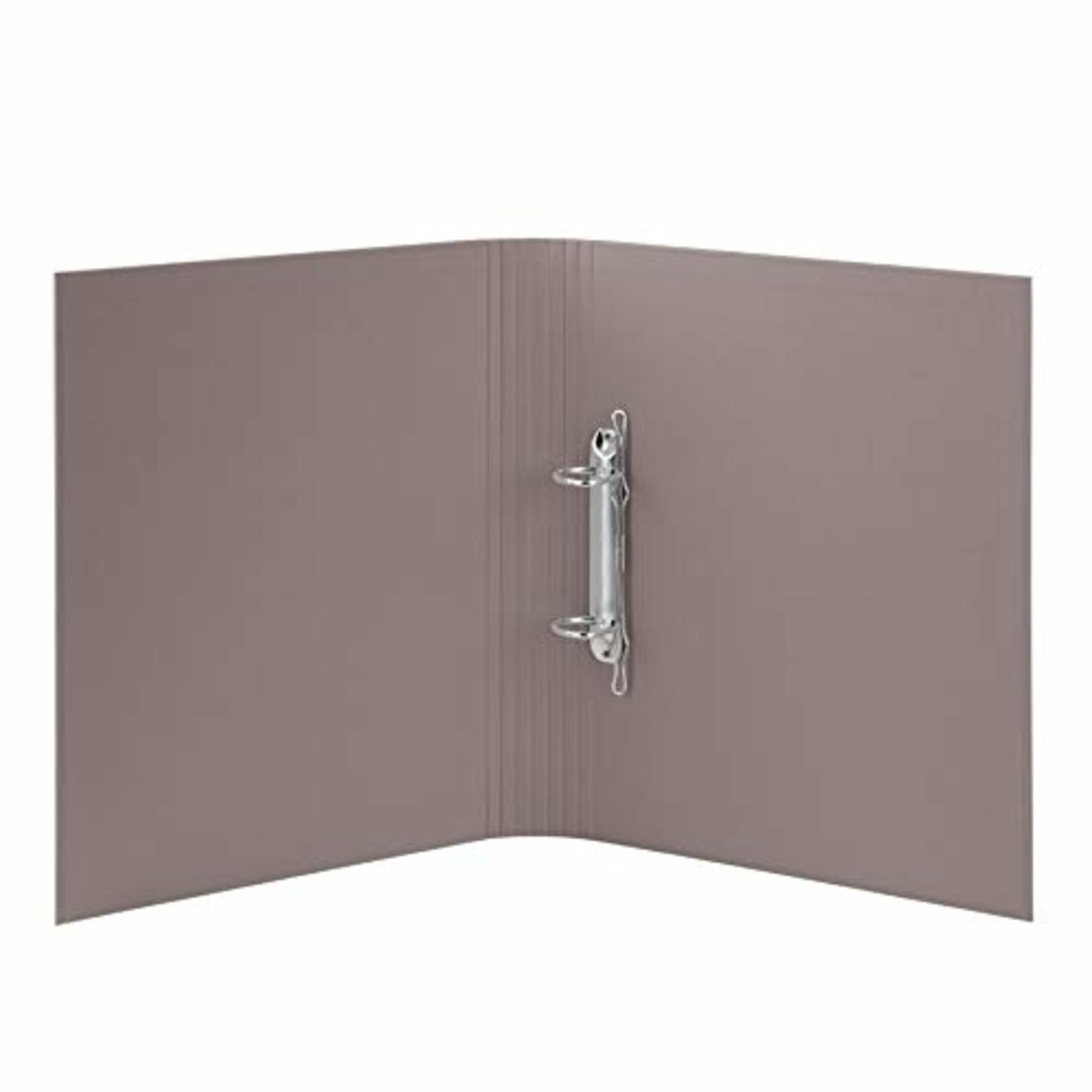Rössler SOHO Ringbuch A4 2Ringe 2,5cm taupe