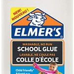 NWL Austria GmbH Elmers School Glue 946ml white washable,No run