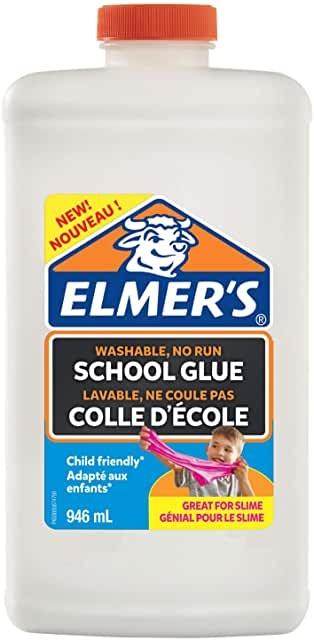 NWL Austria GmbH Elmers School Glue 946ml white washable,No run