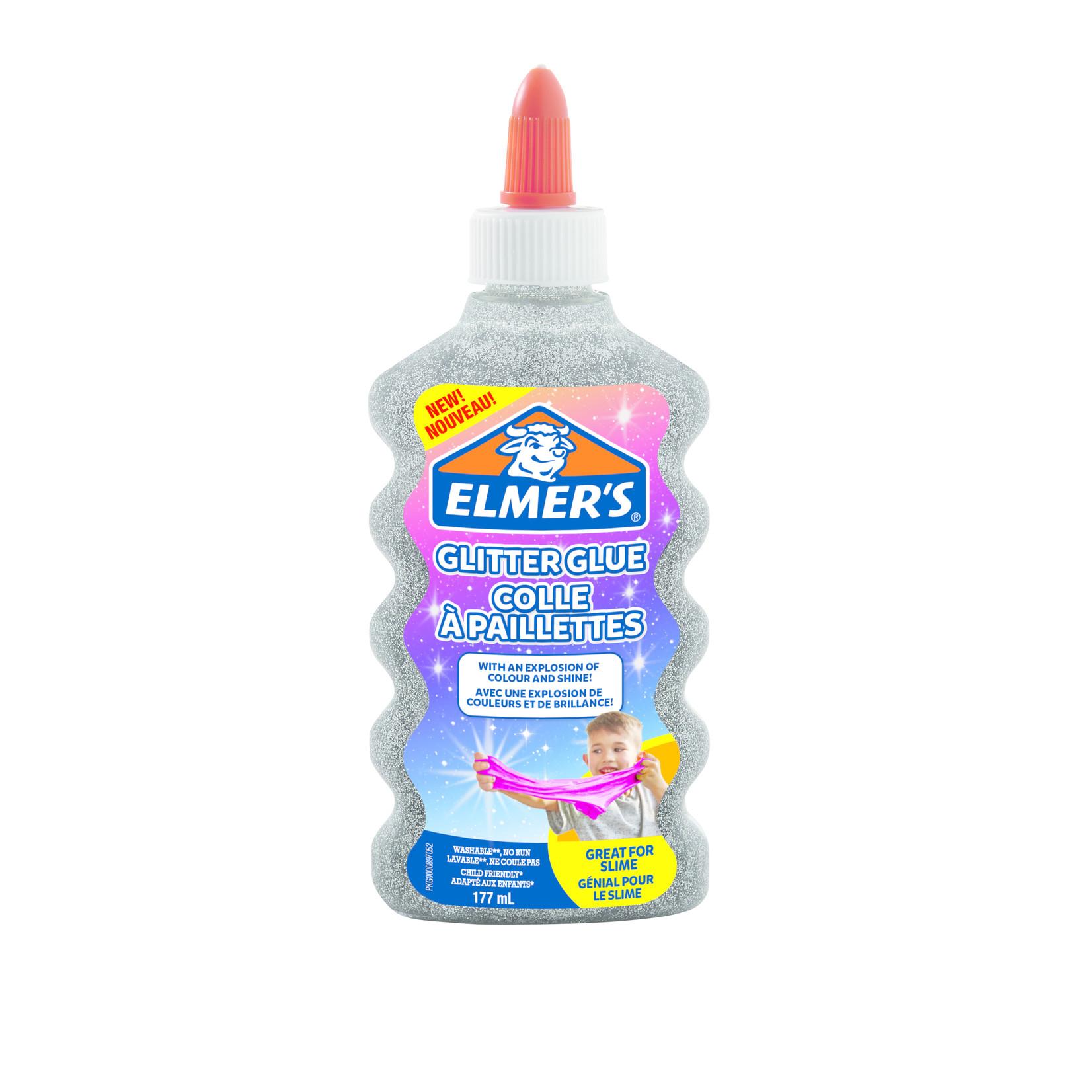 NWL Austria GmbH Elmers Glitter Glue silber