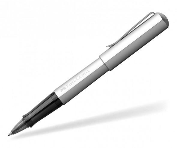 Faber-Castell FaberCastell Tintenroller HEXO silber