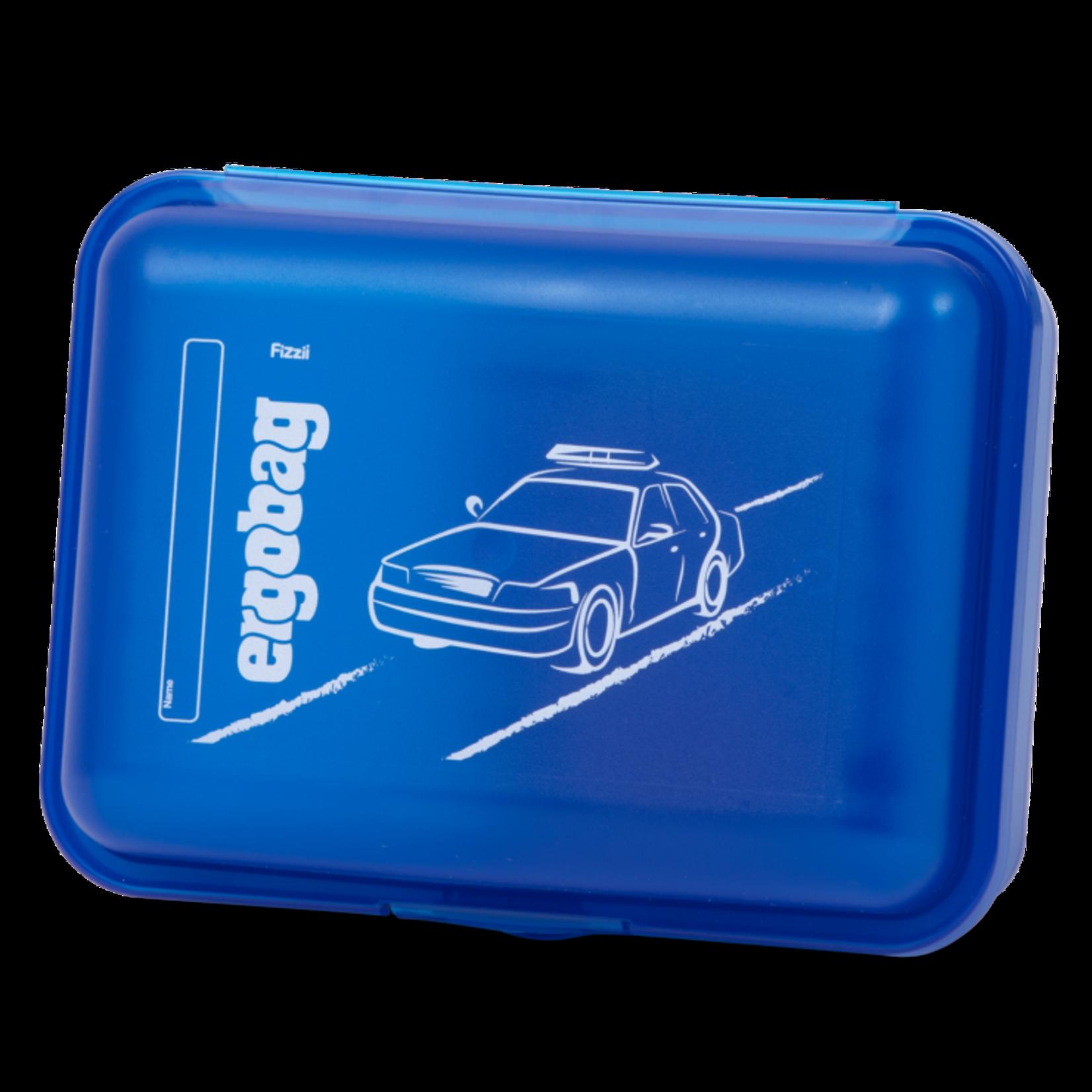 ERGOBAG Ergobag Brotdose BlaulichtBÄR