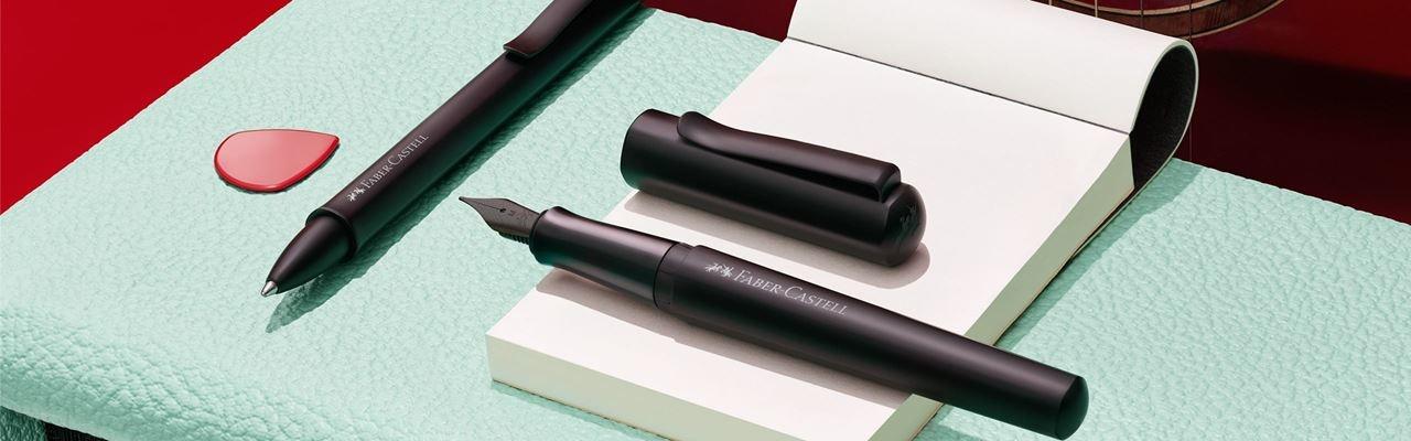 Faber-Castell Faber Castell Kugelschreiber HEXO schwarz
