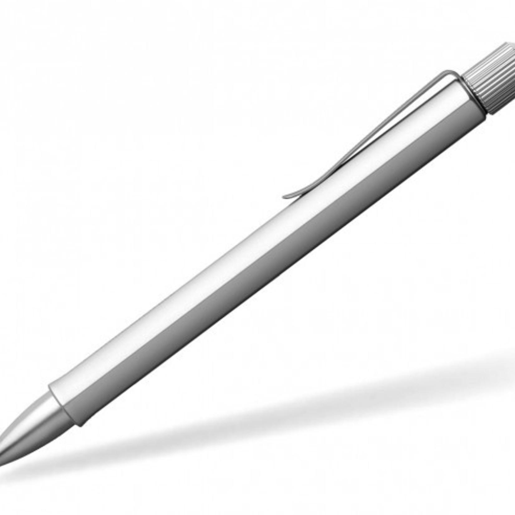Faber-Castell Faber Castell Kugelschreiber HEXO silber