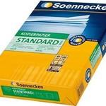Soennecken eG Soennecken Kopierpapier Standard 80g weiß 500 Blatt