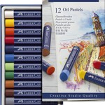 Faber-Castell Faber Castell Öl-Pastellkreide 12Stk