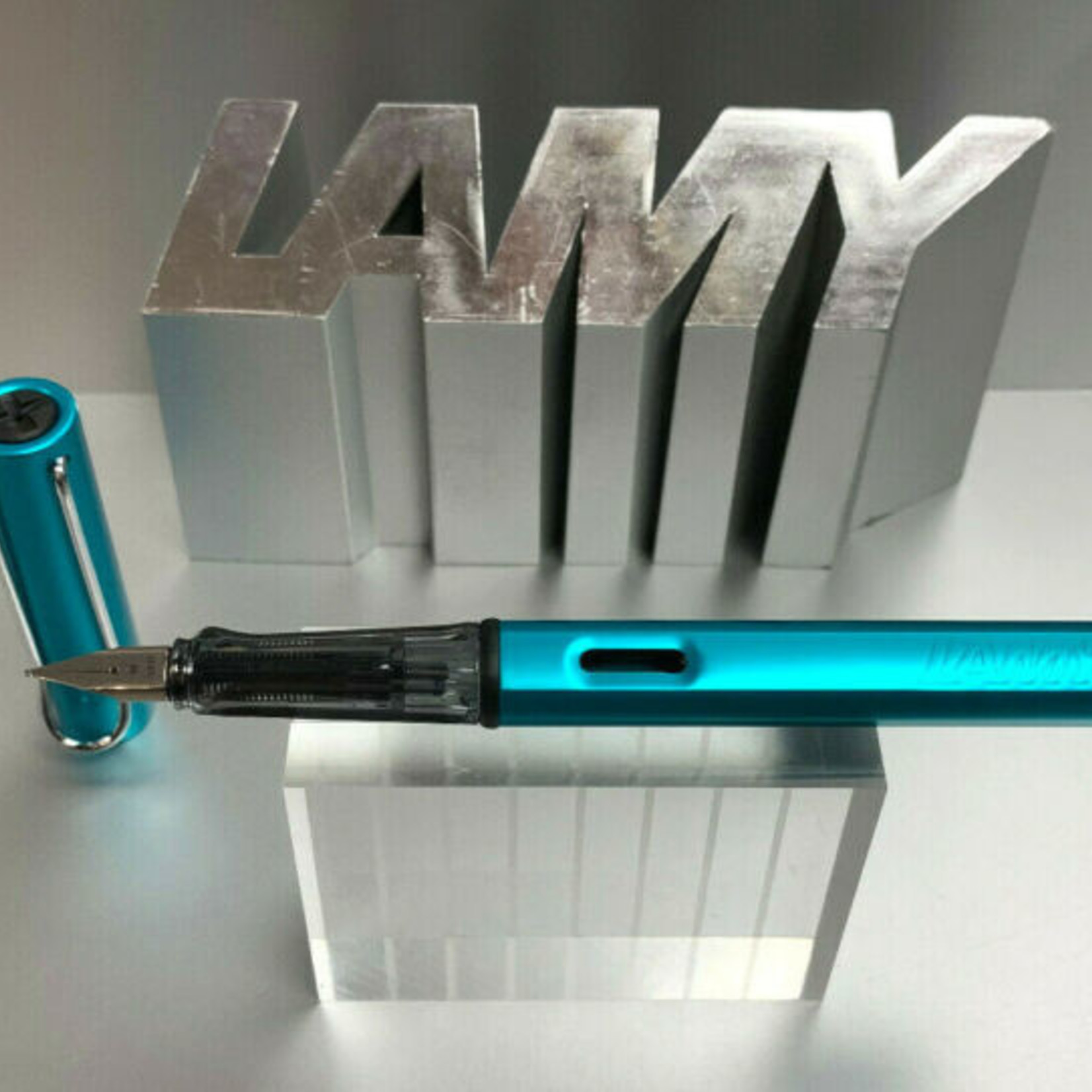 Lamy Lamy AL-STAR Füllhalter turmaline Fein Limited Edition