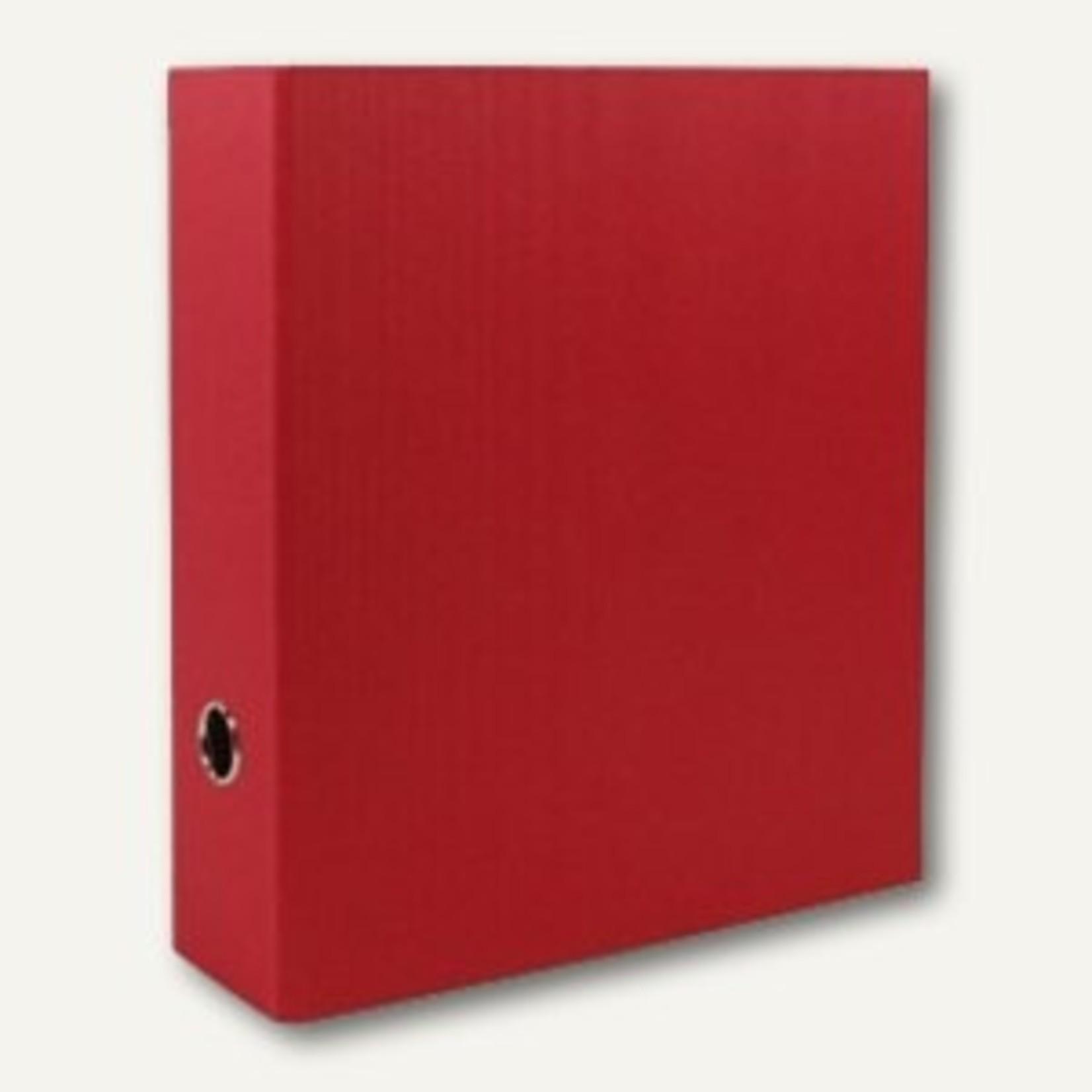 Rössler SOHO ORDNER A4/2R 8,5cm rot