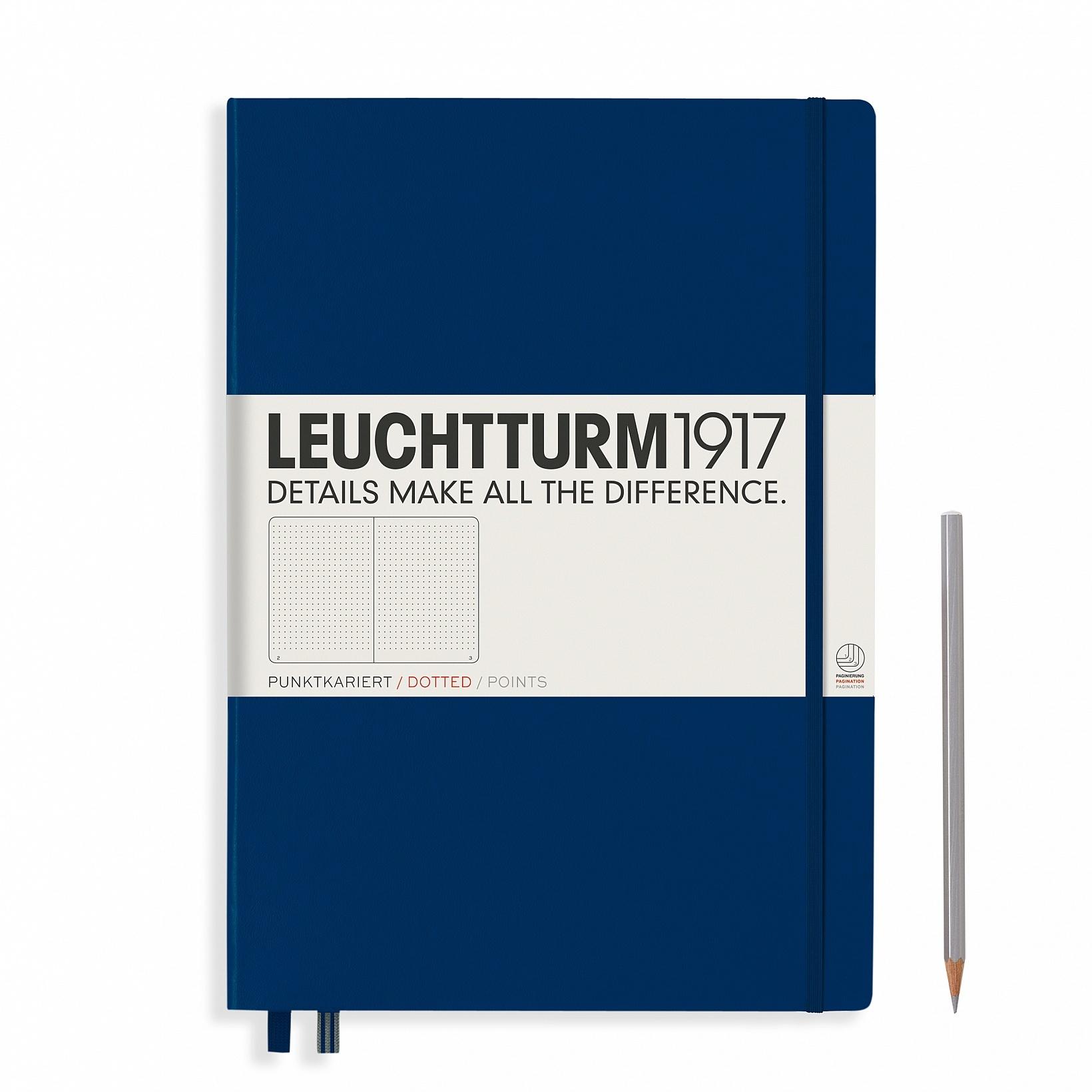 Leuchtturm Notizbücher A4 Master