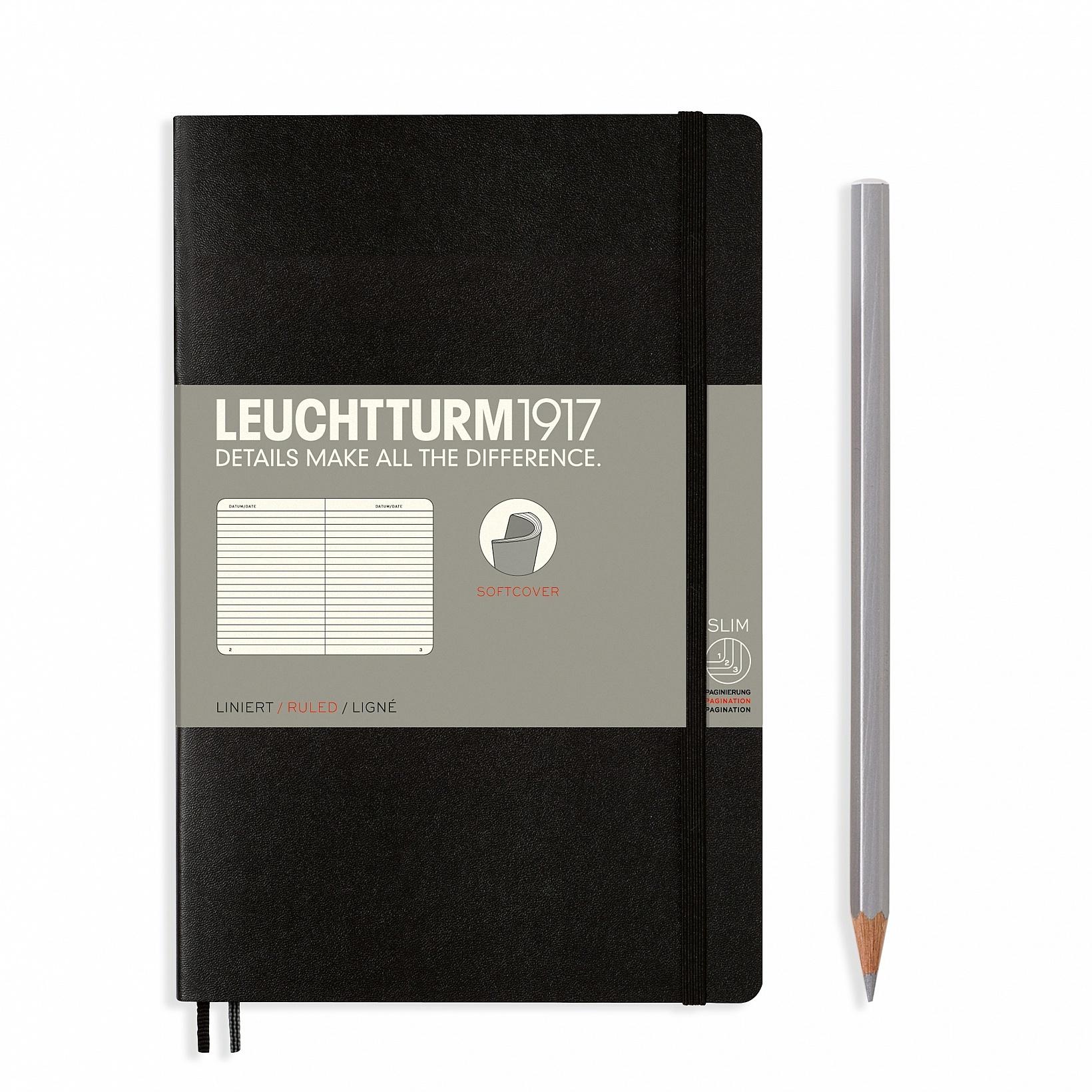Leuchtturm Notizbücher B6