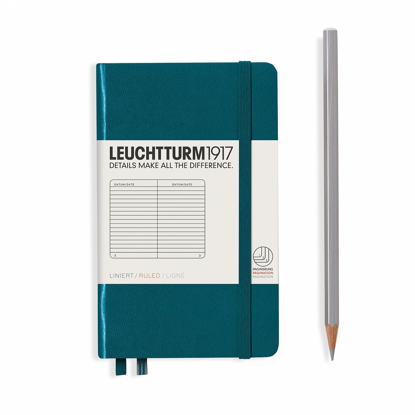 Leuchtturm Notizbücher A6 Pocket