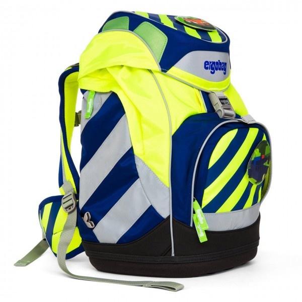 FOND OF GmbH Ergobag PACKSET NEOEdition 7tl IllumiBÄR blau
