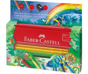 Faber-Castell Color GRIP Mal-und Zeichenset Dschungel