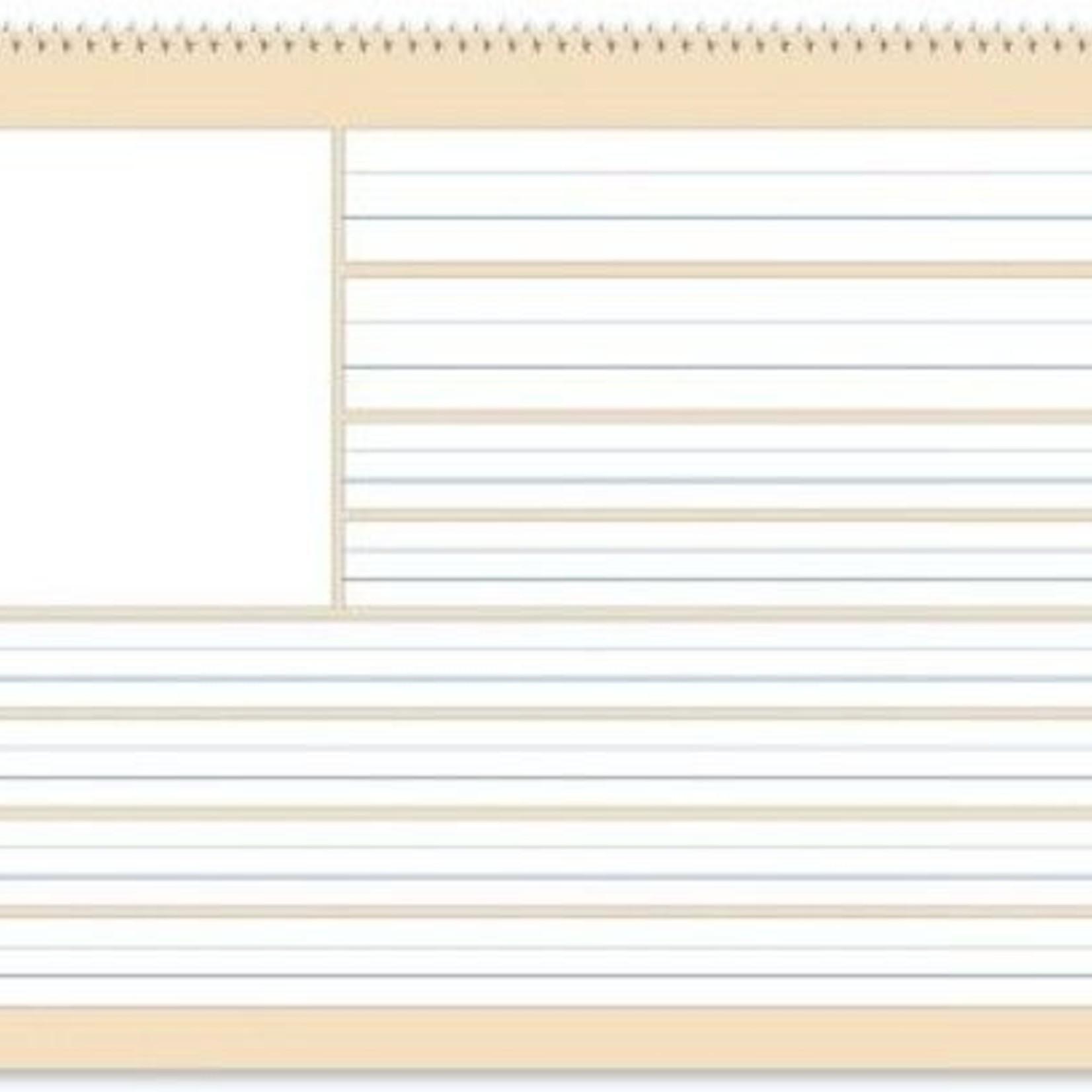 Formati Formati W2 Wörter Spiralblock