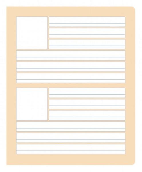 Formati Formati Heft W8 Wörter Quart