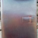ASL - Akzente in Leder Dokumentenmappe AVALON bronze