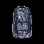 SATCH Stoney Mony Pack | Lila-Pink-Türkis | Schultasche von Satch