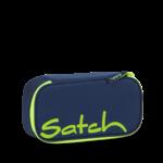 SATCH Toxic Yellow | Dunkelblau-Gelb | Federpenal von Satch