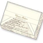 Rossi 1931 Briefkarten cm. 8,5 x 13 Packung 10/10