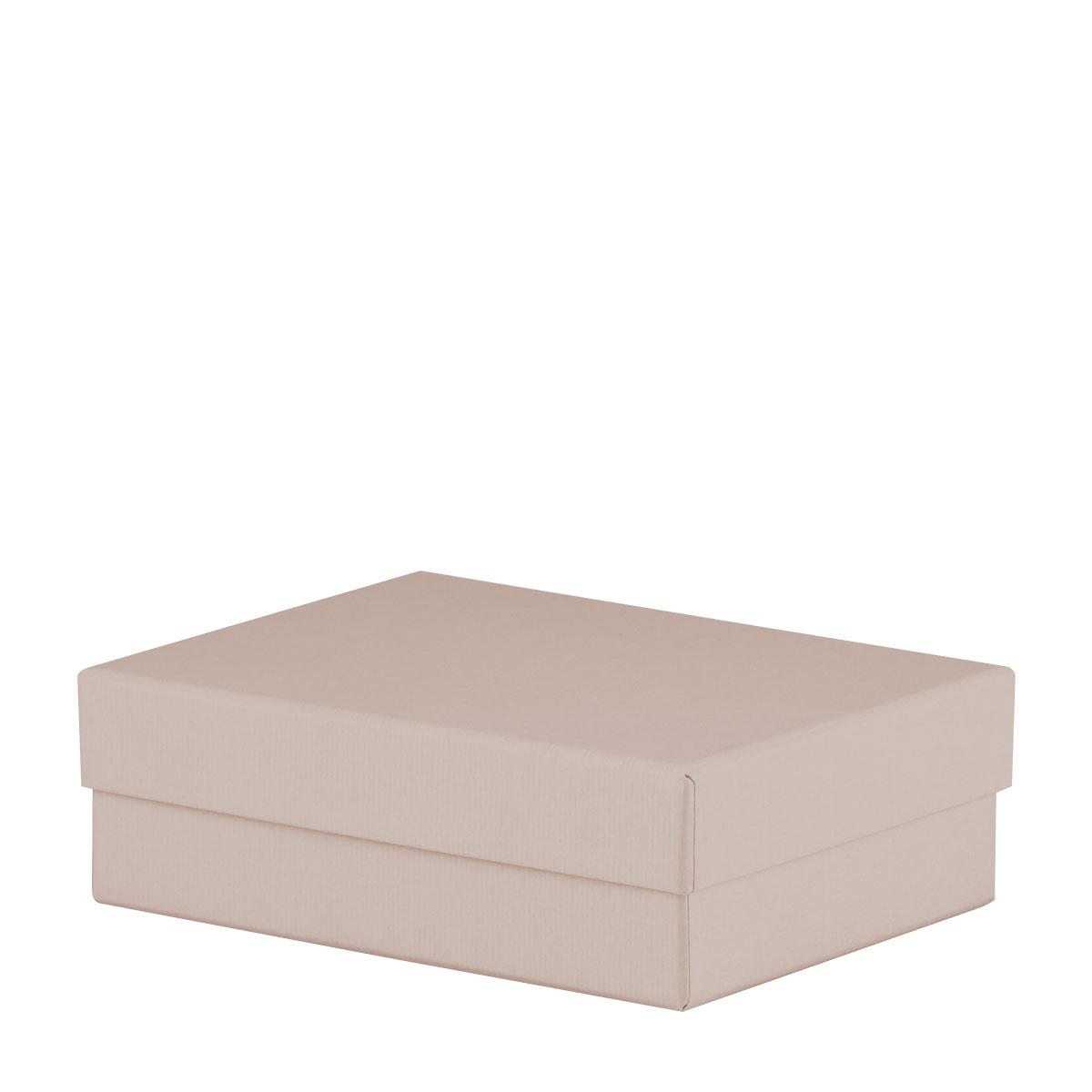 Rössler Boxline Kartonage white A5