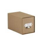 Rössler SOHO CD-Schubladenbox m. Griff kraft