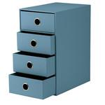 Rössler SOHO Schubladenbox denim 4er