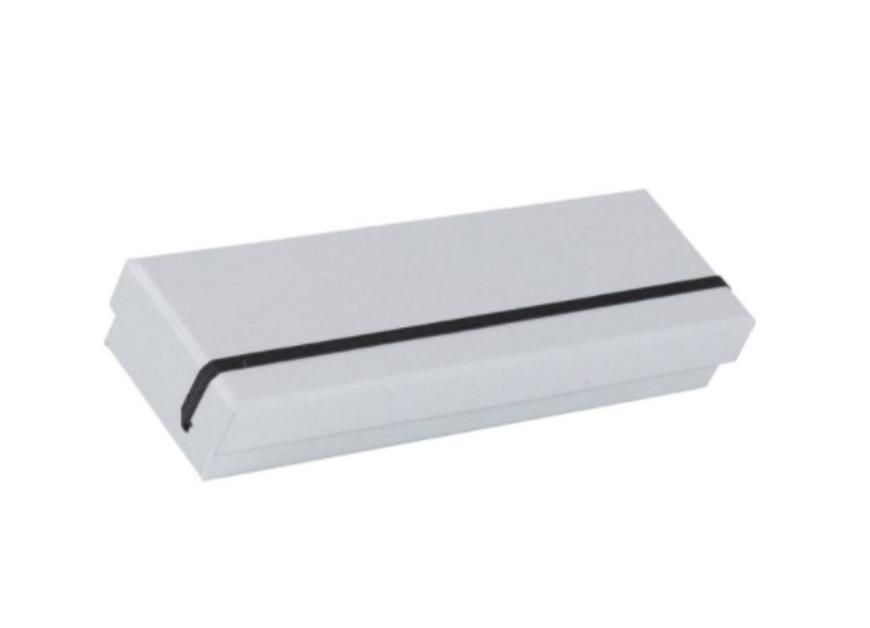 Rössler SOHO Stiftebox mit Gummizug stone