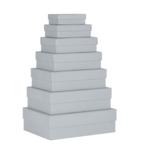 Rössler SOHO Rechtecksatz stone 7er