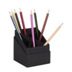 Rössler SOHO Stifteköcher schwarz