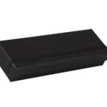Rössler SOHO Stiftebox mit Gummizug schwarz