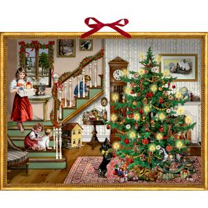 Coppenrath Adventskalender A3: Weihnachten bin ich zu Haus