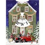 Coppenrath Warten auf Weihnachten, Adventskalender-Drehscheibe (Behr)