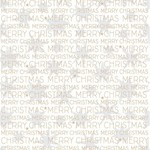 Artebene Papier/70x100cm/Finest Paper/ Merry Christmas/weiß/gold