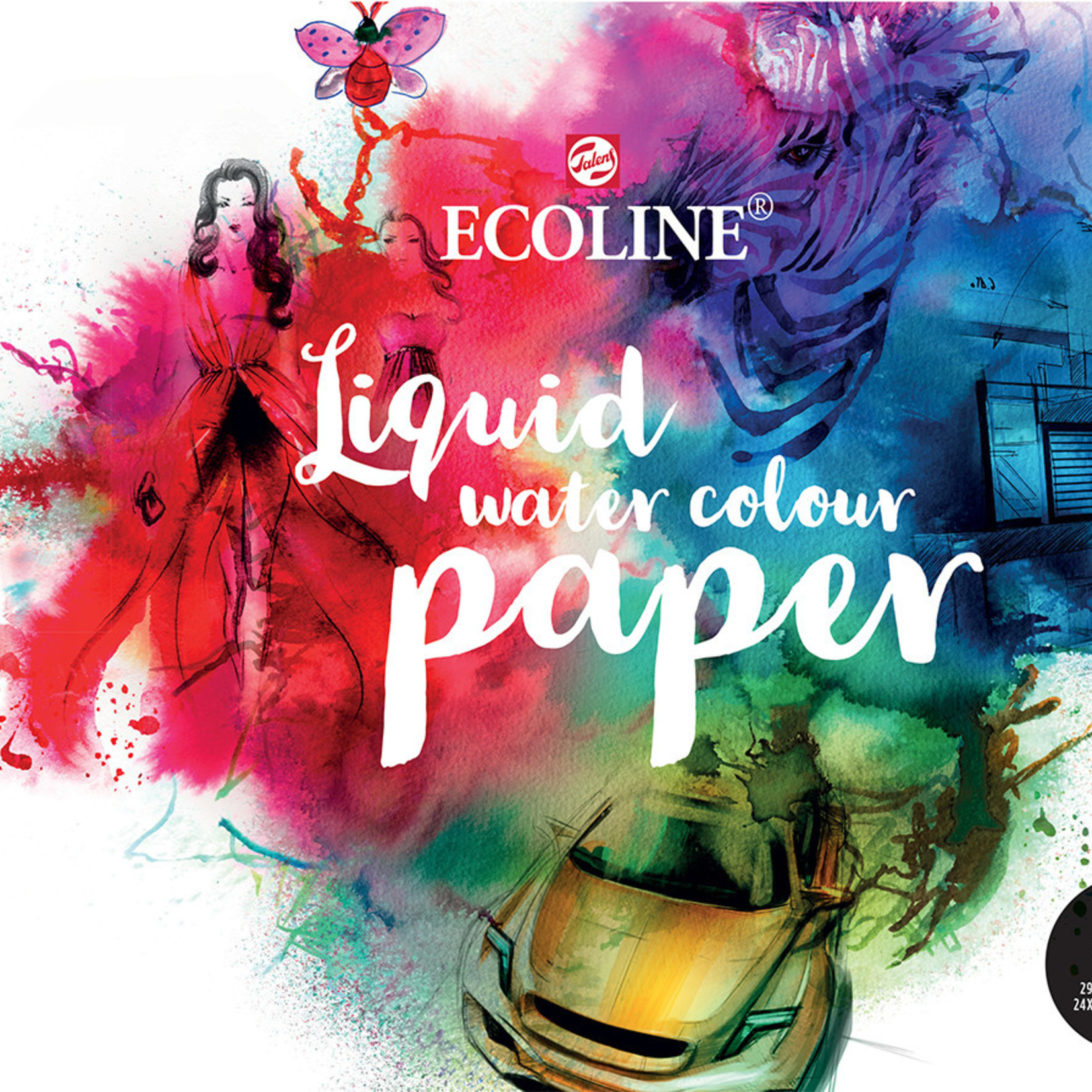 Ecoline Ecoline Papierblock