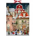 Coppenrath In der Weihnachtsgasse, Wand-Adventskalender (Behr)