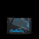 SATCH satch Wallet Deep Dimension