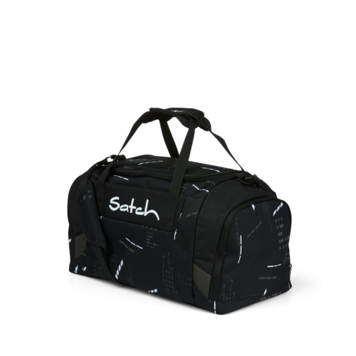 Satch Duffle Bag Ninja Matrix