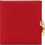 Tagebuch Summertime Rot