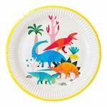 Talking Tables Dinosaur Plate