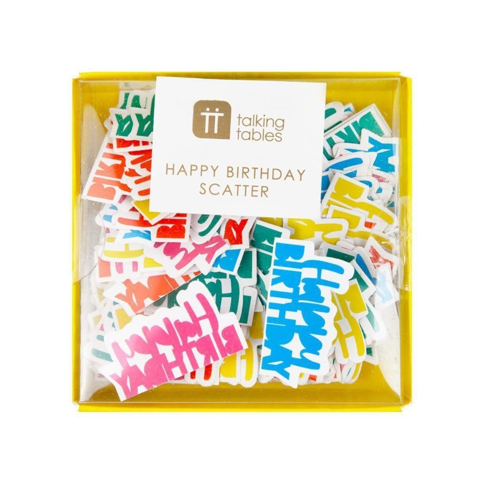 Birthday Brights Scatter