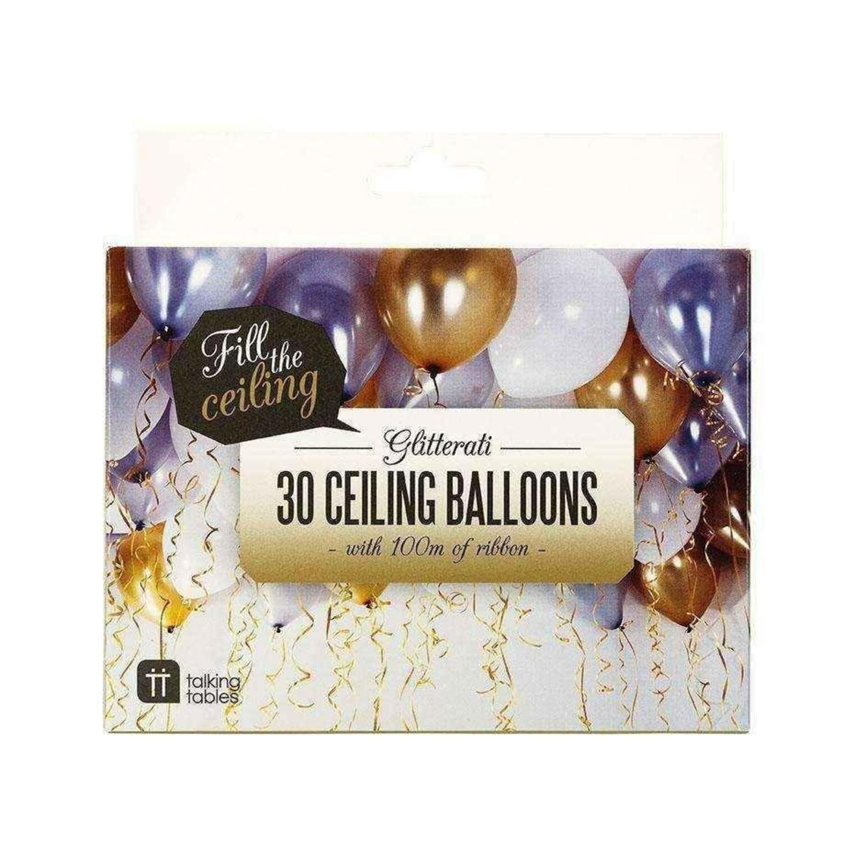 Talking Tables Balloons & Curling Ribbon