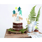 Meri Meri Letns Explore Cake
