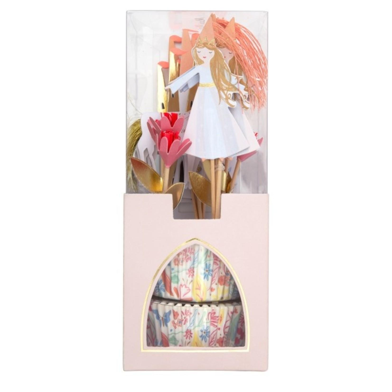 Magical Princess Cupcake