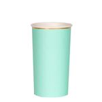 mint highball cups
