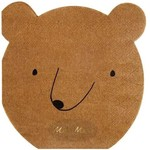 Meri Meri Small Bear Napkin
