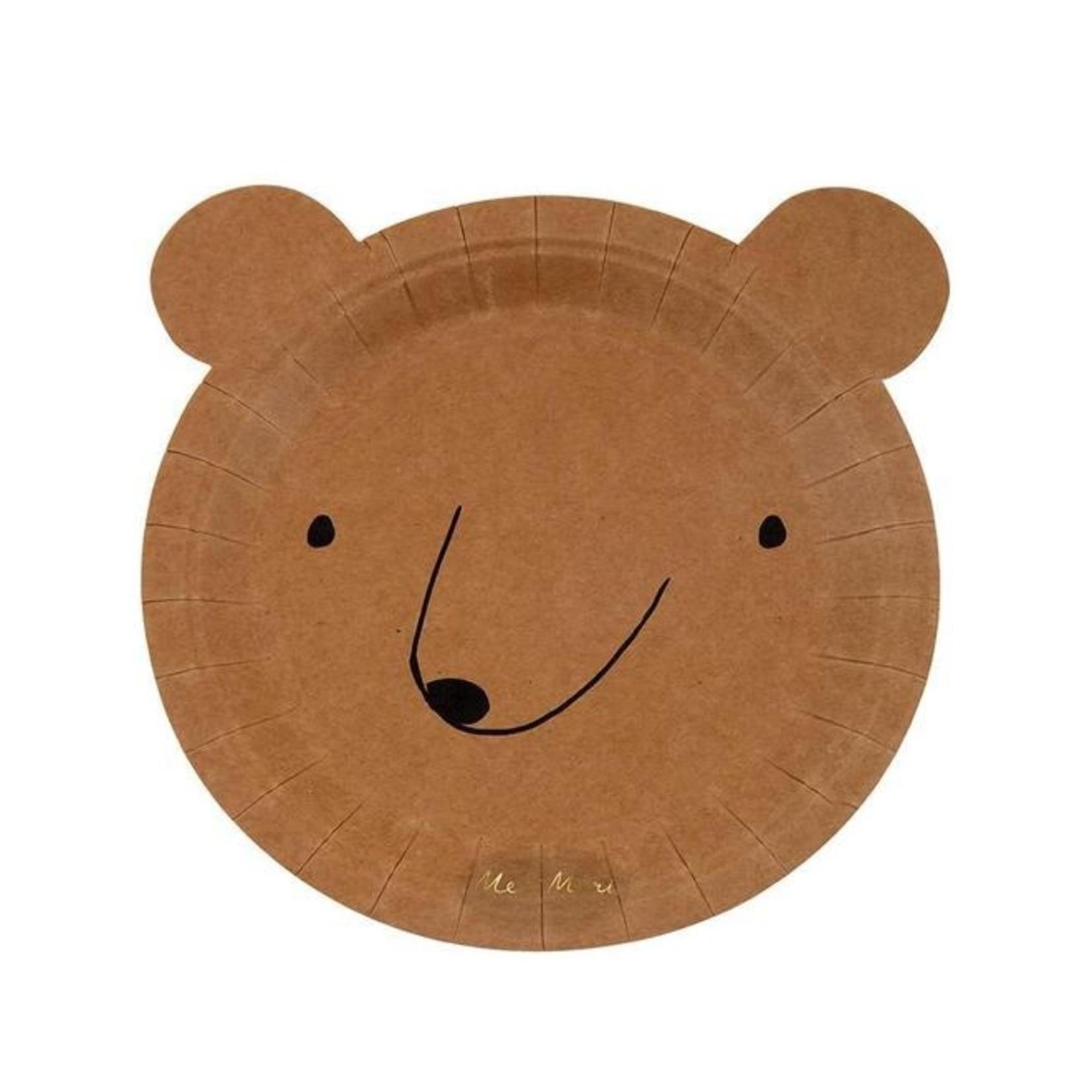 12 Plates Bear