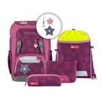 Step by Step STEP BY STEP Schulrucksack-Set GIANT Glamour Star