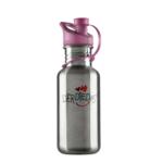 DerDieDas Trinkflasche | Edelstahl rosa